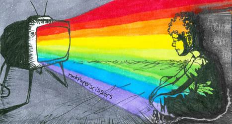 Spectral Spectrum by paperbeatsscissors