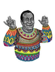 Cosby by paperbeatsscissors