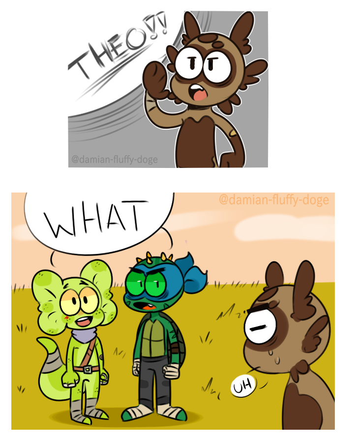 Name Issues by Damian-Fluffy-Doge