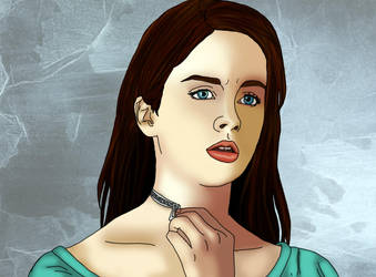 Abigail Hobbs: Zipped Up by BLOOD-and-LUST-87