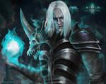 Necromancer by Afrit13