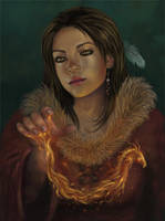 Fire Magicka by Spell
