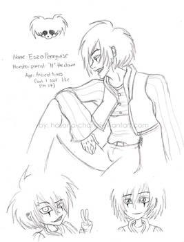 6thMHOC- Eszo Pennywise by Hasana-chan