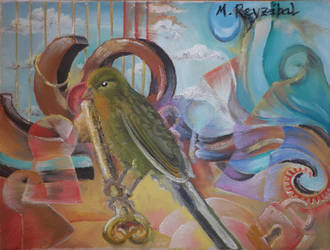 Little bird by Lyselle