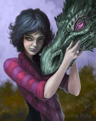 Dragon's Treasure. by Amisgaudi