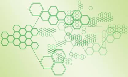 Honeycomb Brushes Vol 2 by StarwaltDesign
