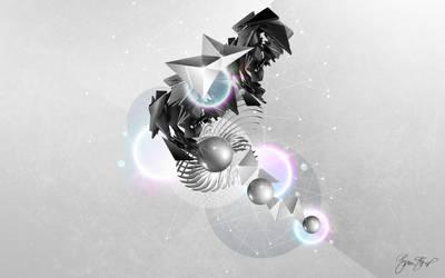 Digital White Space by StarwaltDesign