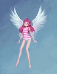 angelgirl by Ryv3x