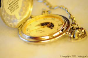 Clock re-edit by Nesiory