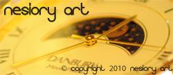 Nesiory art logo by Nesiory