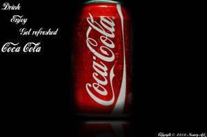 Coca cola by Nesiory