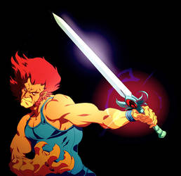 Lion-O by ChaseConley