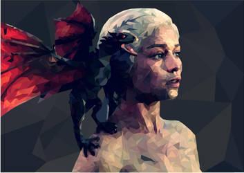 Daenerys by Koperekboberek