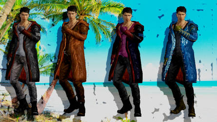JACKY_Dante - Default_Pack by mohamedelkordy129