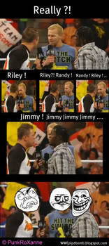Randy ! Riley ! Jimmy ! by PunkRoXanne