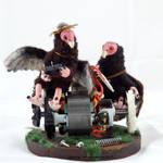 Treasure Hunters by DancingVulture
