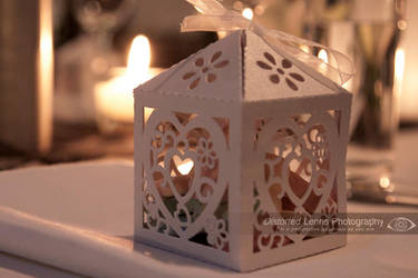 Wedding Table Decorations by Distorted-Lenns