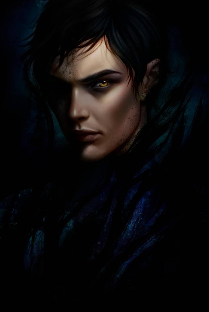 Shadowsinger by MORGANA0ANAGROM