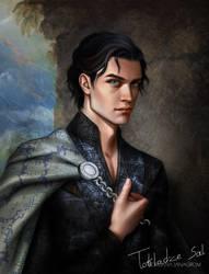 Dorian Havilliard by MORGANA0ANAGROM