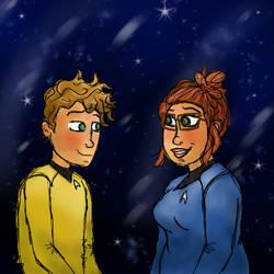 Chekov Meets Briony by deep-fathom