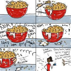 Stick Trek Into Dorkness 5: Cereal Killer by deep-fathom