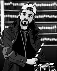 The Clerks Guy by Jay-and-Silent-Bob