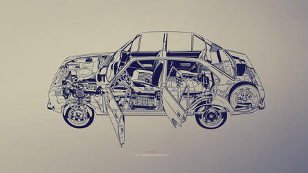 Ford by AeroDesign94