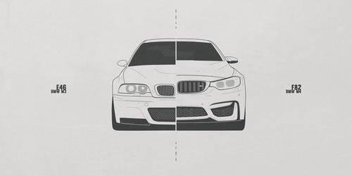 BMW M3  / M4 by AeroDesign94
