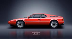 BMW M1 by AeroDesign94