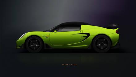 Lotus Elise by AeroDesign94