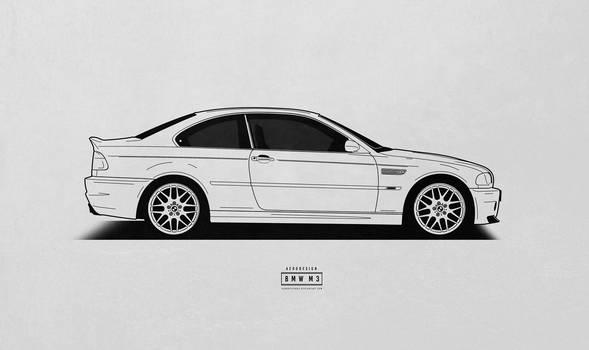 BMW M3 / E46 by AeroDesign94