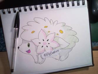 Inktober 2k18 - Day 30 by sihi-chan