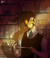 Edgar Shop by SteamPoweredDragin
