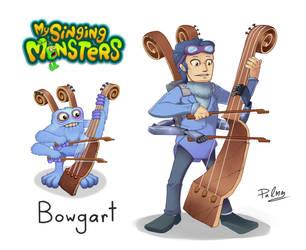My Bowgart by PalmZarel