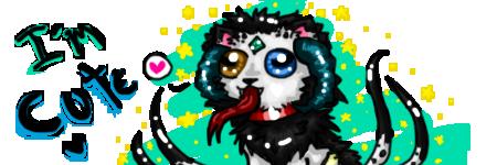 Doodle Cute by FakeBlackCat