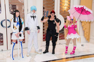 Our KLK Group at Katsucon by sistercacao