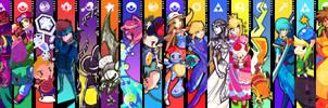 R2 - SSB Characters by Quas-quas