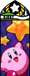 Smash Bros - Kirby by Quas-quas