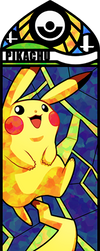Smash Bros - Pikachu by Quas-quas