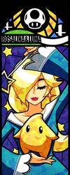 Smash Bros - Rosalina by Quas-quas