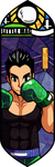 Smash Bros - Little Mac by Quas-quas