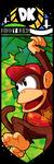 Smash Bros - Diddy Kong by Quas-quas