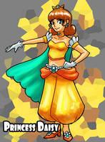 Daisy Redesign by Quas-quas