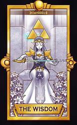 Zelda - The Wisdom by Quas-quas