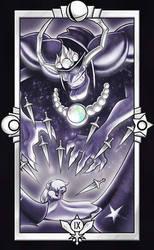 9 of Swords - Nightmare by Quas-quas
