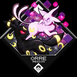 (BONUS) Pokemon - Orre Region by Quas-quas