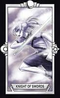 Knight of Swords - Saki Amamiya by Quas-quas