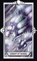 Knight of Wands - Dark Emperor by Quas-quas