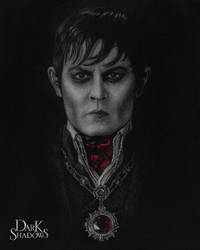 Barnabus Collins by Girlgoth