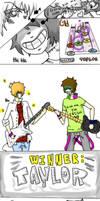Guitar Hero by syfore